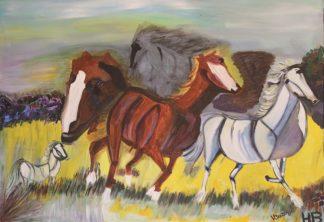 3323 משפחת הסוסים
