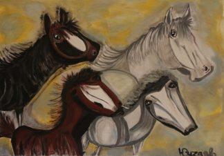 3324 סוסים
